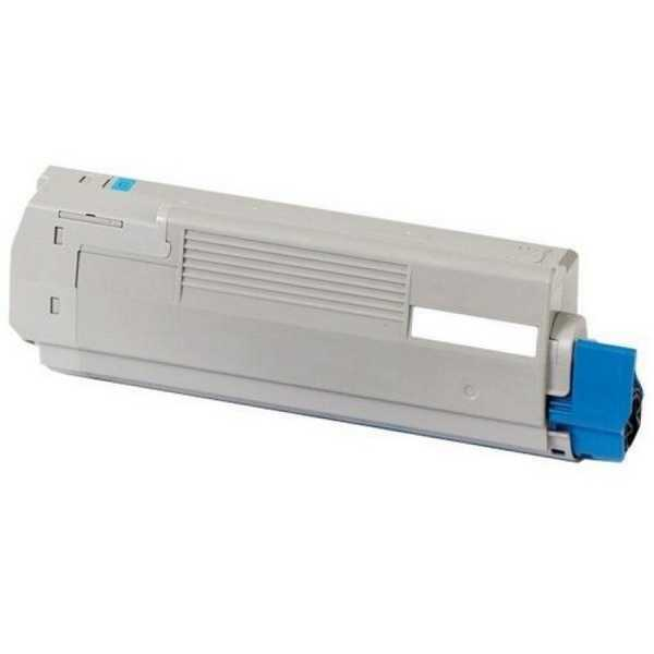 OKI 43324423 cyan modrý azurový kompatibilní toner pro tiskárnu OKI C5550MFP