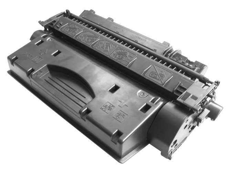 2x toner Canon CRG-719H (6500 stran) black černý kompatibilní toner pro tiskárnu Canon MF5840dn