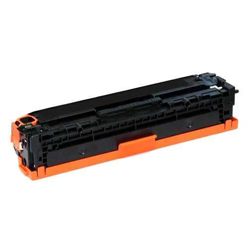 2x toner HP CE320A (HP 128A) black černý kompatibilní toner pro tiskárnu HP Color LaserJet Pro CM1415fnw