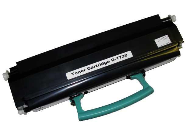 2x toner Dell 1720 MW558 59310237 (6000 stran) black černý kompatibilní toner pro tiskárnu Dell 1720dn