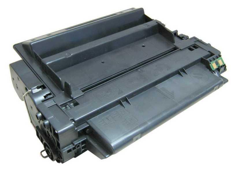 2x toner HP 11X, HP Q6511XD black černý kompatibilní toner pro laserovou tiskárnu HP LaserJet 2410