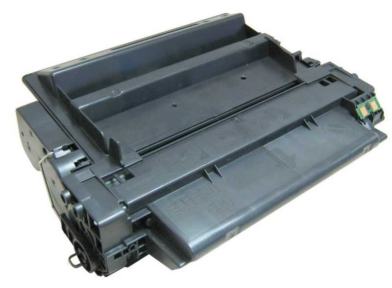 4x toner HP 11X, HP Q6511XD black černý kompatibilní toner pro laserovou tiskárnu HP LaserJet 2410