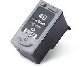 Canon PG-40 black cartridge černá kompatibilní inkoustová náplň pro tiskárnu Canon PIXMA IP2200