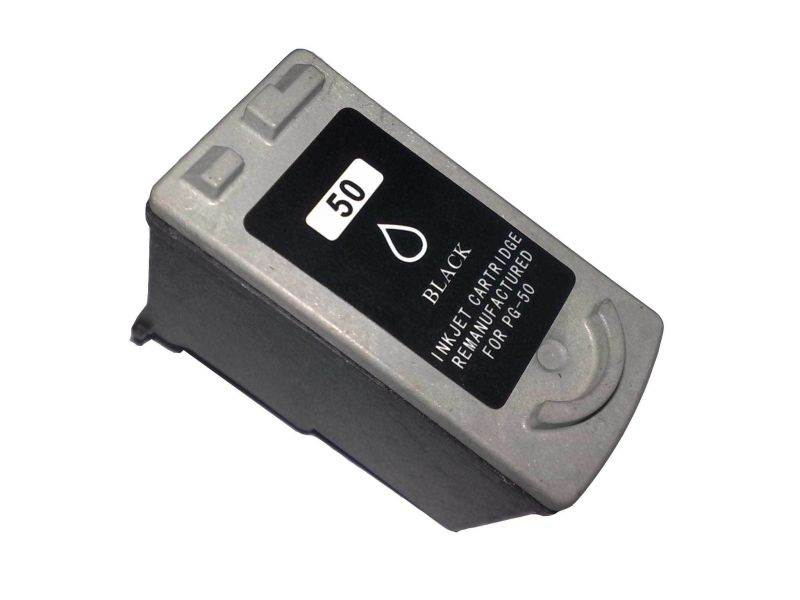 Canon PG-50 black černá kompatibilní cartridge inkoustová náplň pro tiskárnu Canon PIXMA MX300