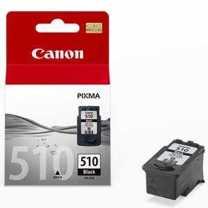 originál Canon PG-510 black černá originální cartridge inkoustová náplň pro tiskárnu Canon PG-510/CL-511