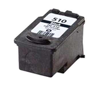 Canon PG-510 black černá kompatibilní cartridge inkoustová náplň pro tiskárnu Canon PIXMA MP250