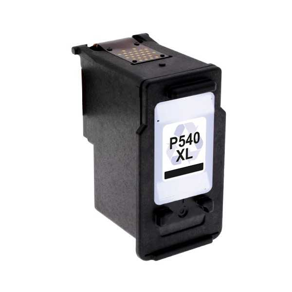 Canon PG-540XL black černá kompatibilní cartridge inkoustová náplň pro tiskárnu Canon Pixma MG3550