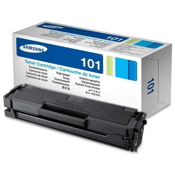 originál Samsung MLT-D101S (1500 stran) black originální černý toner pro tiskárnu Samsung SCX3405