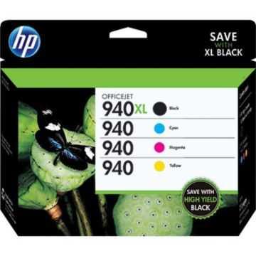 originální sada HP 940XL originální inkoustové cartridge náplně pro tiskárnu HP OfficeJet Pro 8500a Premium