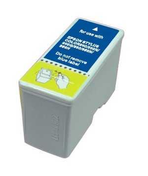 Epson T007 (T007401) black cartridge černá inkoustová kompatibilní náplň pro tiskárnu Epson Stylus Photo900
