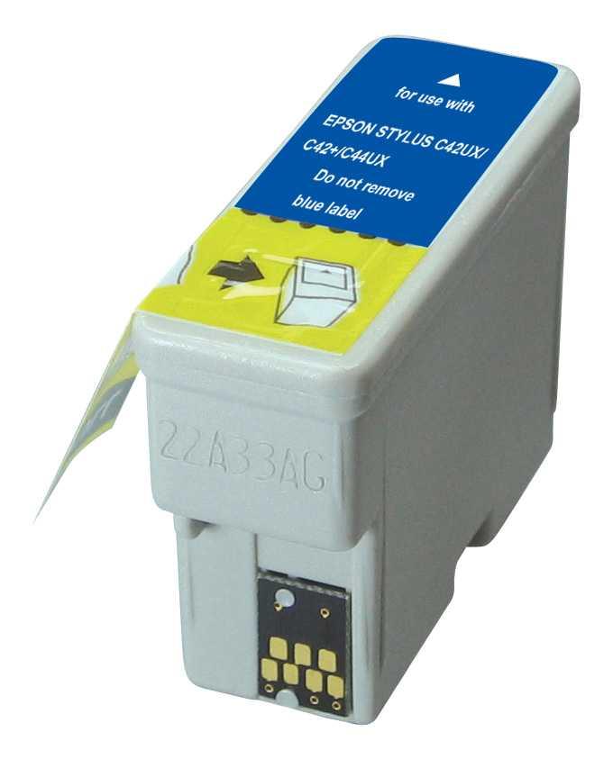 Epson T036 (T036140) black cartridge černá inkoustová kompatibilní náplň pro tiskárnu Epson Stylus C42 SX
