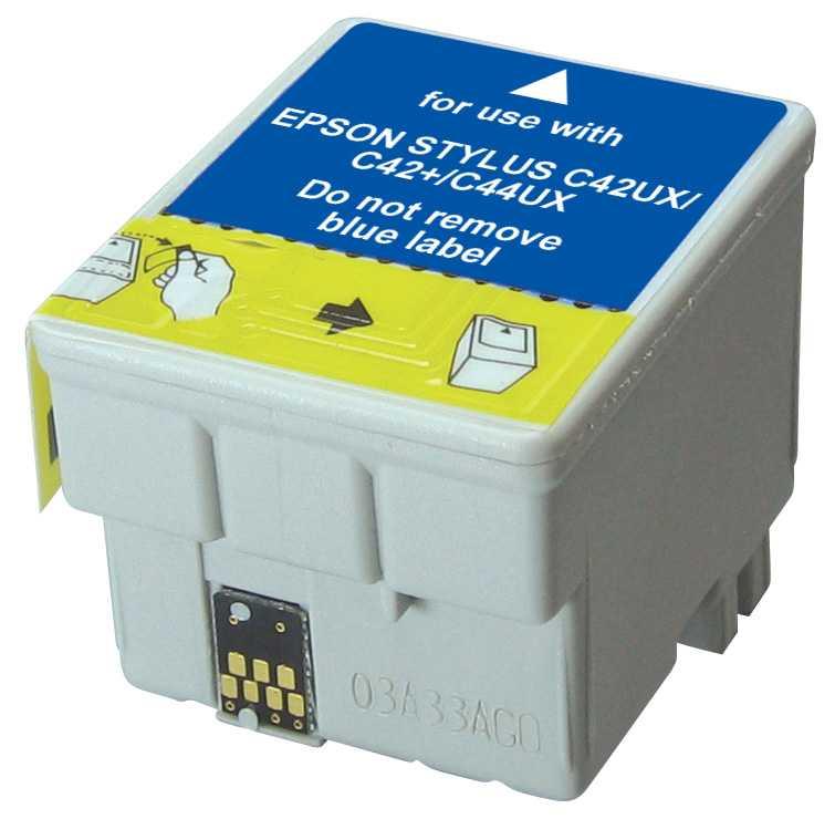 Epson T037 color cartridge barevná inkoustová kompatibilní náplň pro tiskárnu Epson Stylus C42 SX