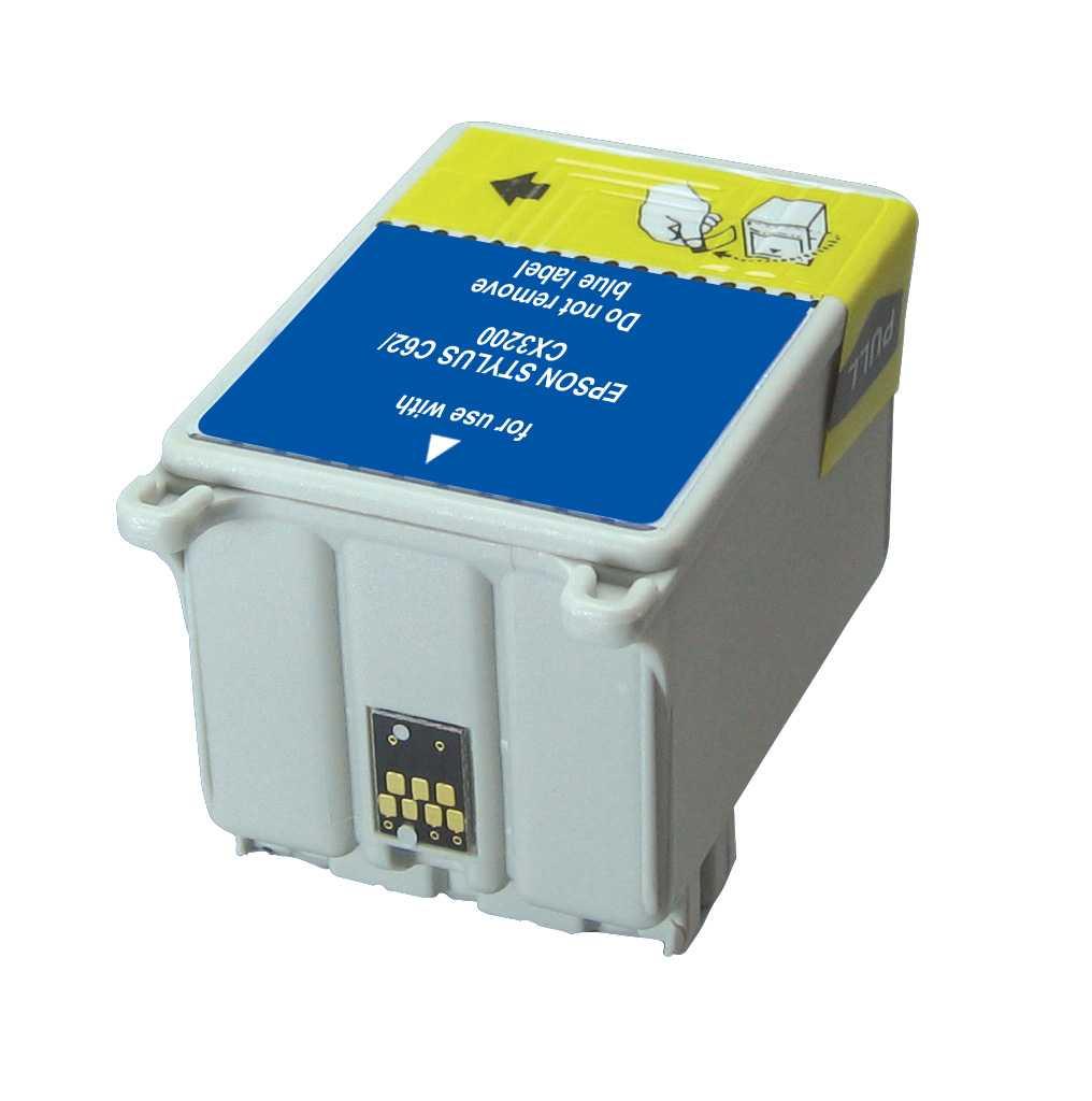 Epson T041 (T041040) color cartridge barevná inkoustová kompatibilní náplň pro tiskárnu Epson