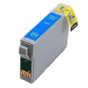 Epson T1282 cyan cartridge modrá azurová kompatibilní inkoustová náplň pro tiskárnu Epson Stylus SX230