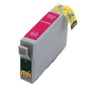 Epson T1293 magenta cartridge purpurová kompatibilní inkoustová náplň pro tiskárnu Epson Stylus SX235