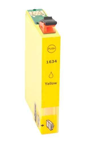 Epson T1634XL yellow žlutá cartridge kompatibilní inkoustová náplň pro tiskárnu Epson