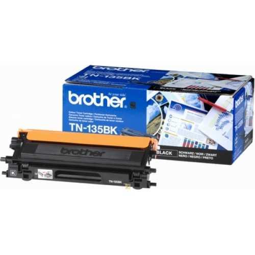 originál Brother TN-135BK black černý originál toner pro tiskárnu Brother Brother TN-135