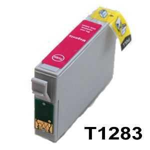 Epson T1283 magenta cartridge purpurová kompatibilní inkoustová náplň pro tiskárnu Epson Stylus SX435W
