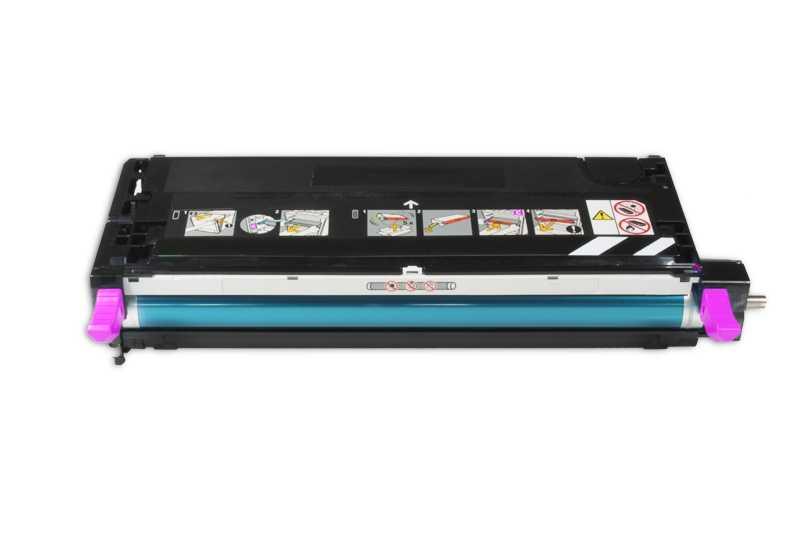 Xerox 113R00724 - X6180M - magenta kompatibilní toner purpurový pro tiskárnu Xerox Phaser 6180